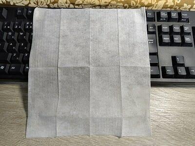 紙おしぼりオープン